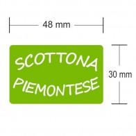 Scottona Piemontese