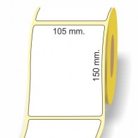 Etichetta Termica 105 x 150 mm.